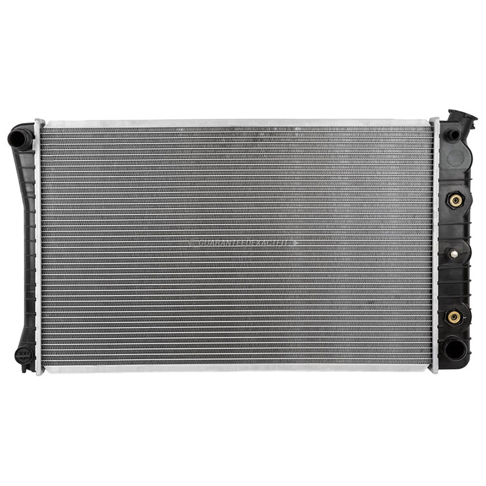 Plymouth Barracuda                      Radiator