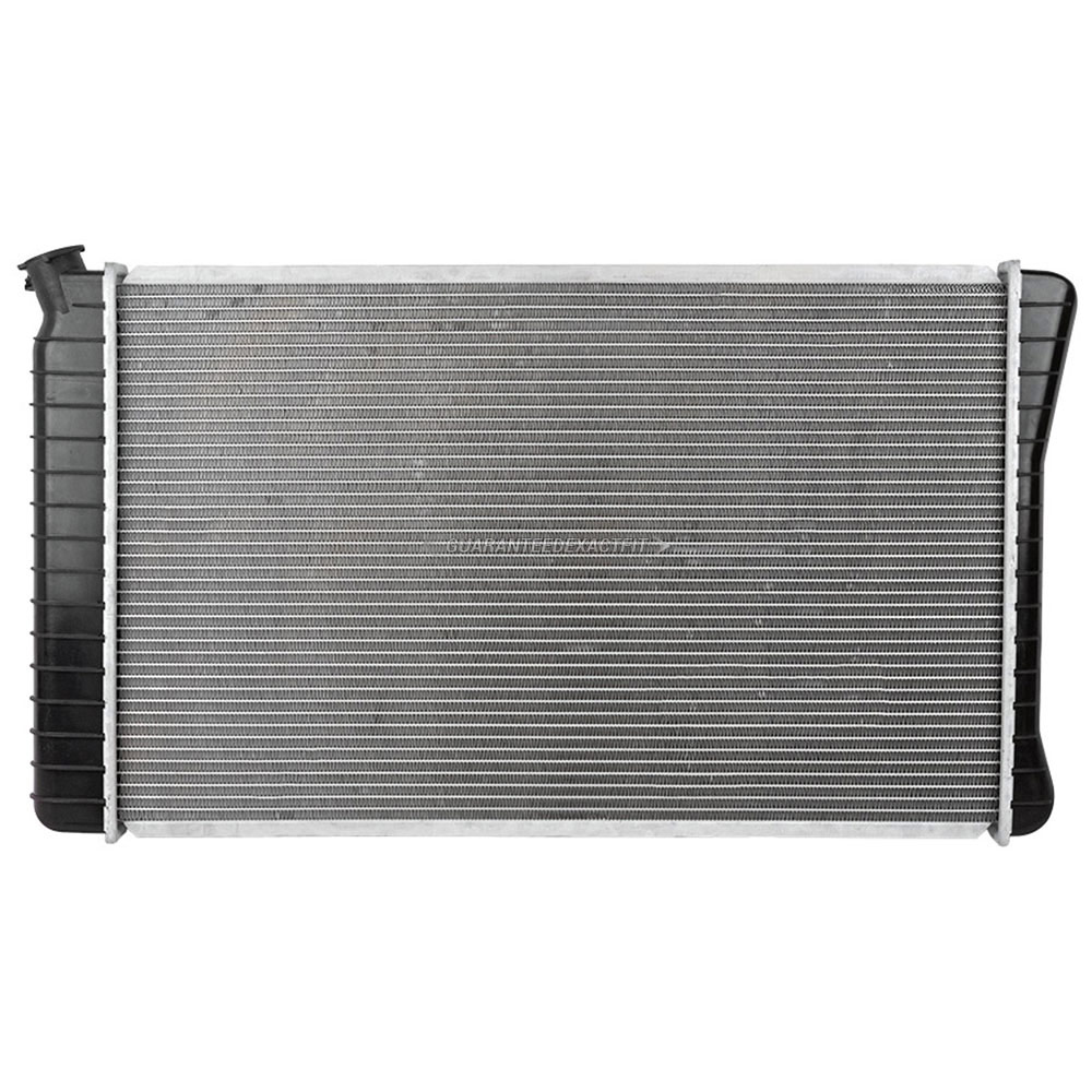 Plymouth Satellite                      Radiator