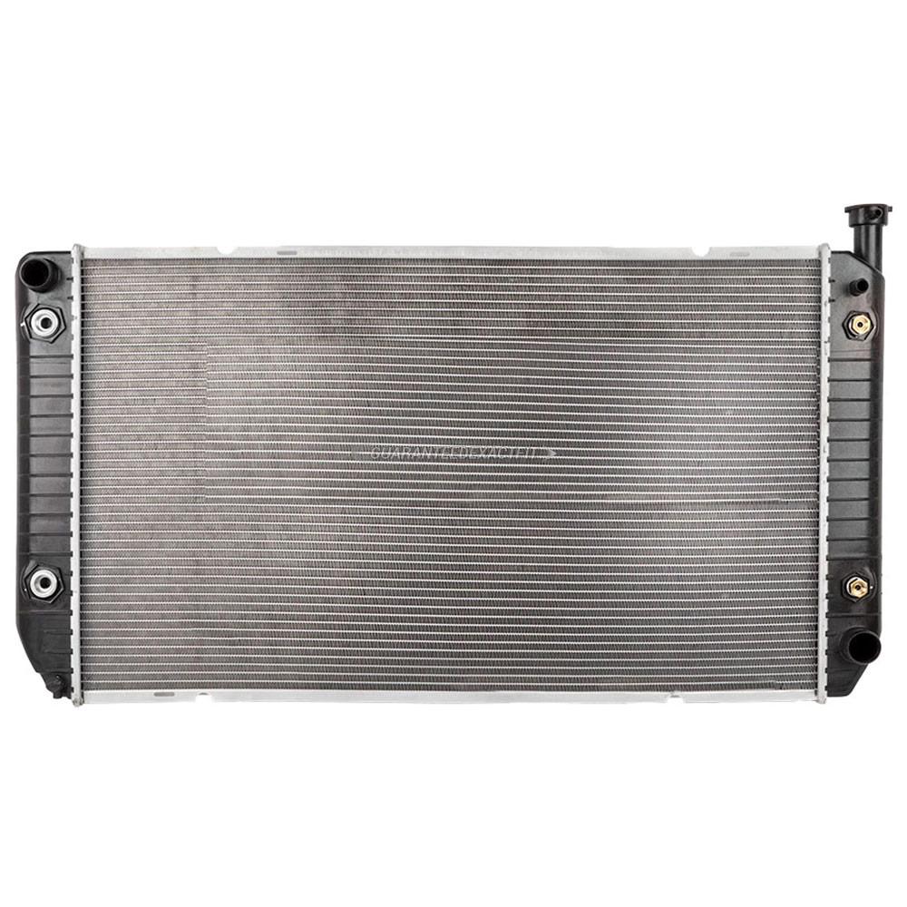 Chevrolet Silverado                      RadiatorRadiator