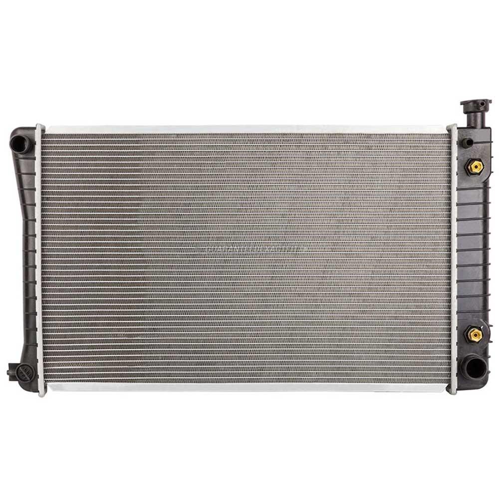 GMC Suburban                       RadiatorRadiator