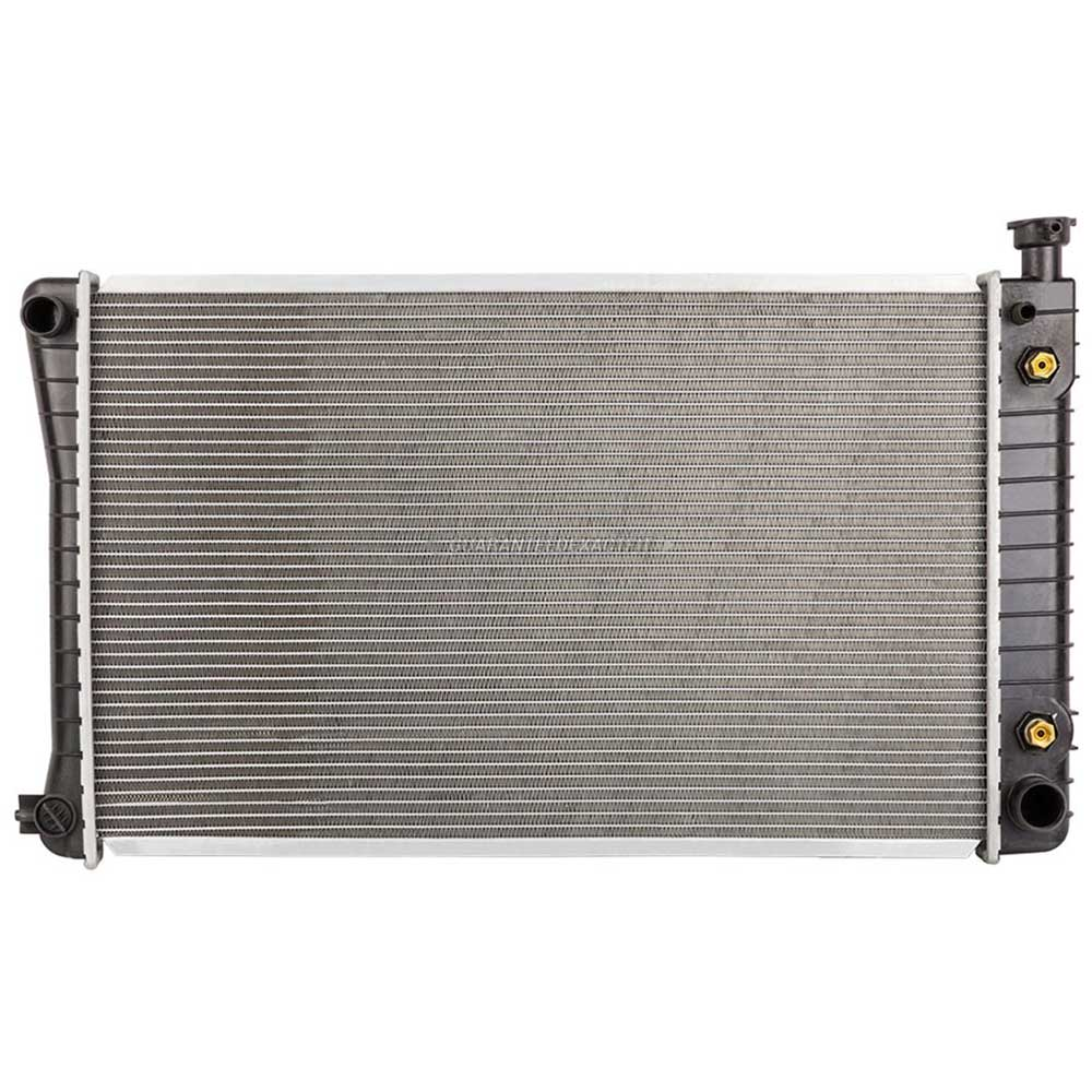 Chevrolet Tahoe                          RadiatorRadiator