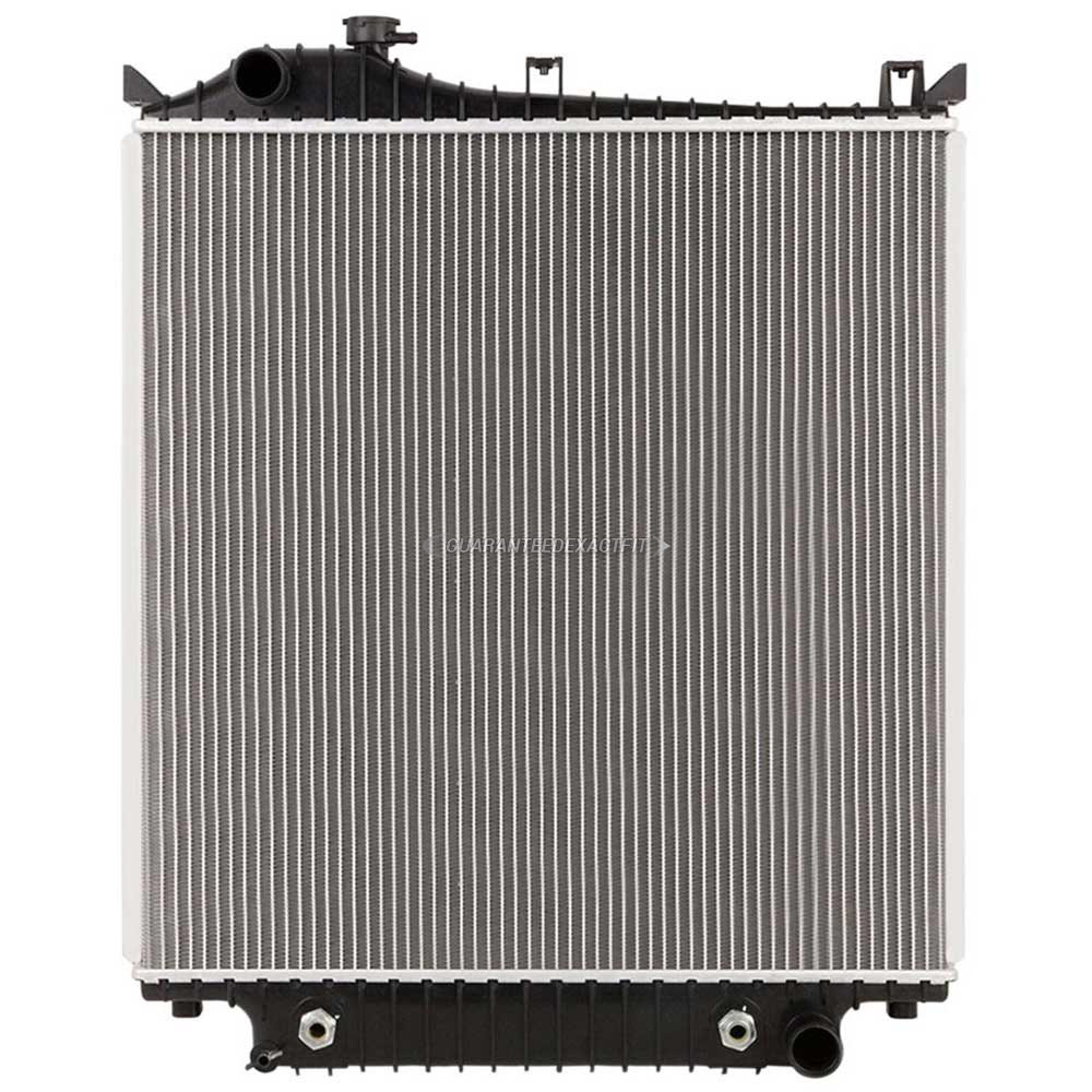 Mercury Mountaineer                    RadiatorRadiator