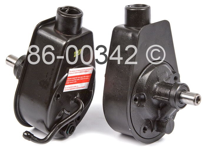 GMC Safari Steering Pump