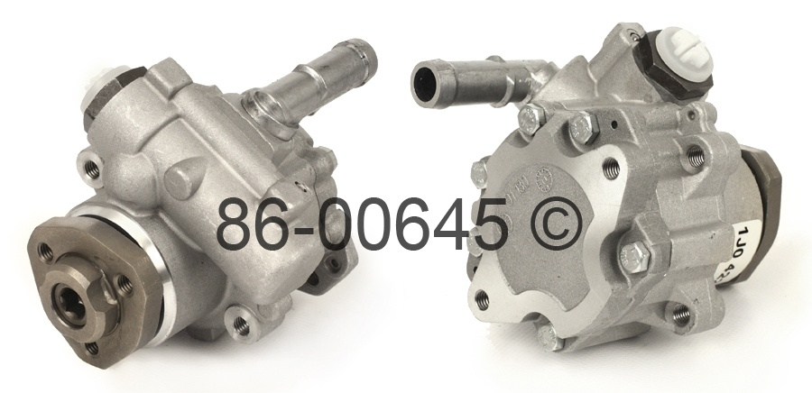VW Beetle                         Steering PumpSteering Pump