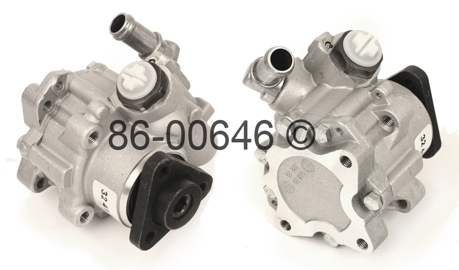 BMW 525                            Steering PumpSteering Pump