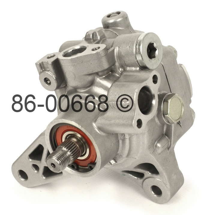 Acura EL                             Steering PumpSteering Pump