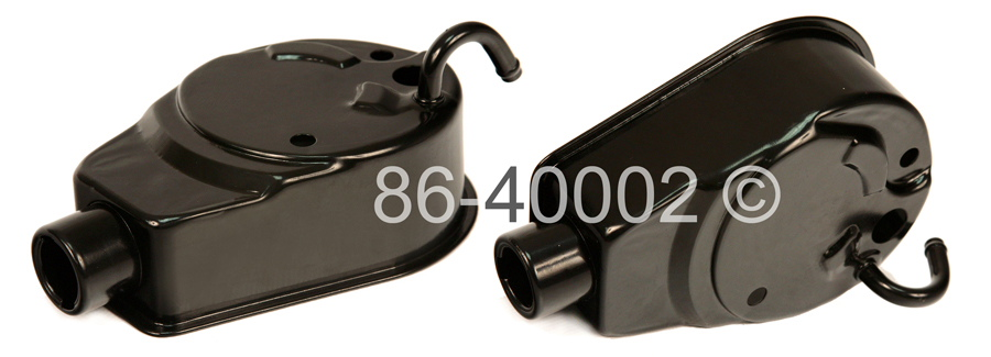 Specialty and Performance View All Parts Steering Pump Reservoir
