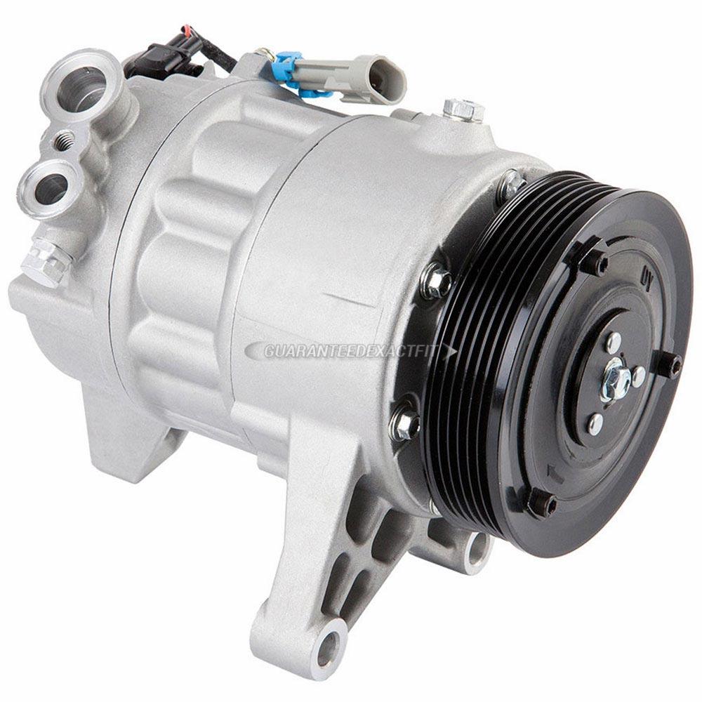 Buick Allure A/C Compressor