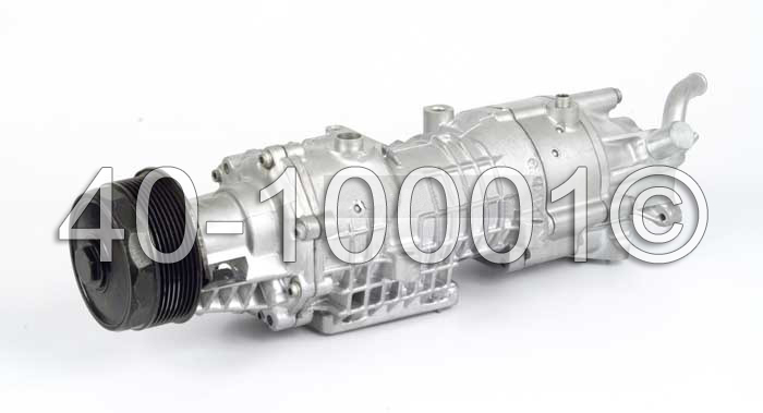 2001 Mazda Millenia All Models Supercharger