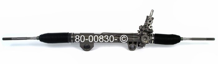 Dodge Ramcharger                     Power Steering RackPower Steering Rack
