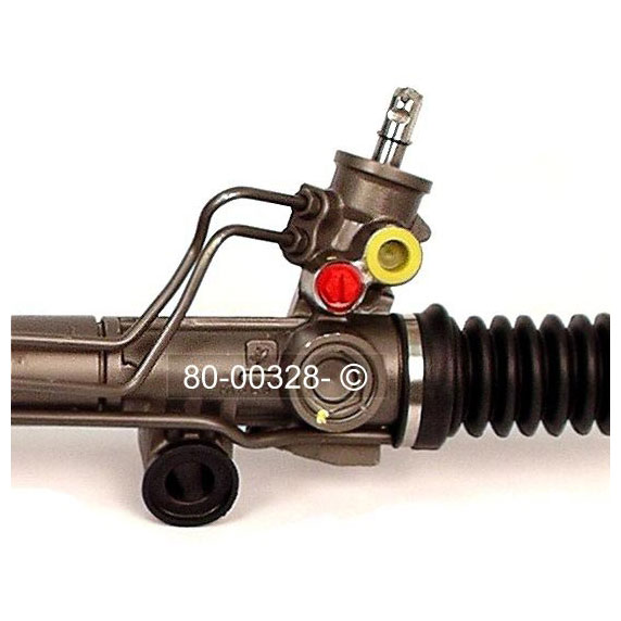 Dodge Durango                        Power Steering RackPower Steering Rack