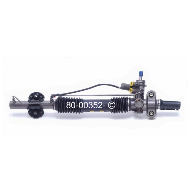 Eagle Colt Vista                     Power Steering Rack
