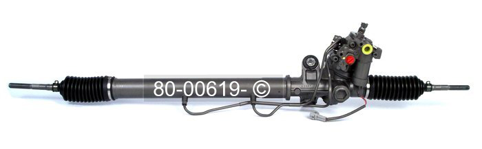 Lexus SC400                          Power Steering RackPower Steering Rack