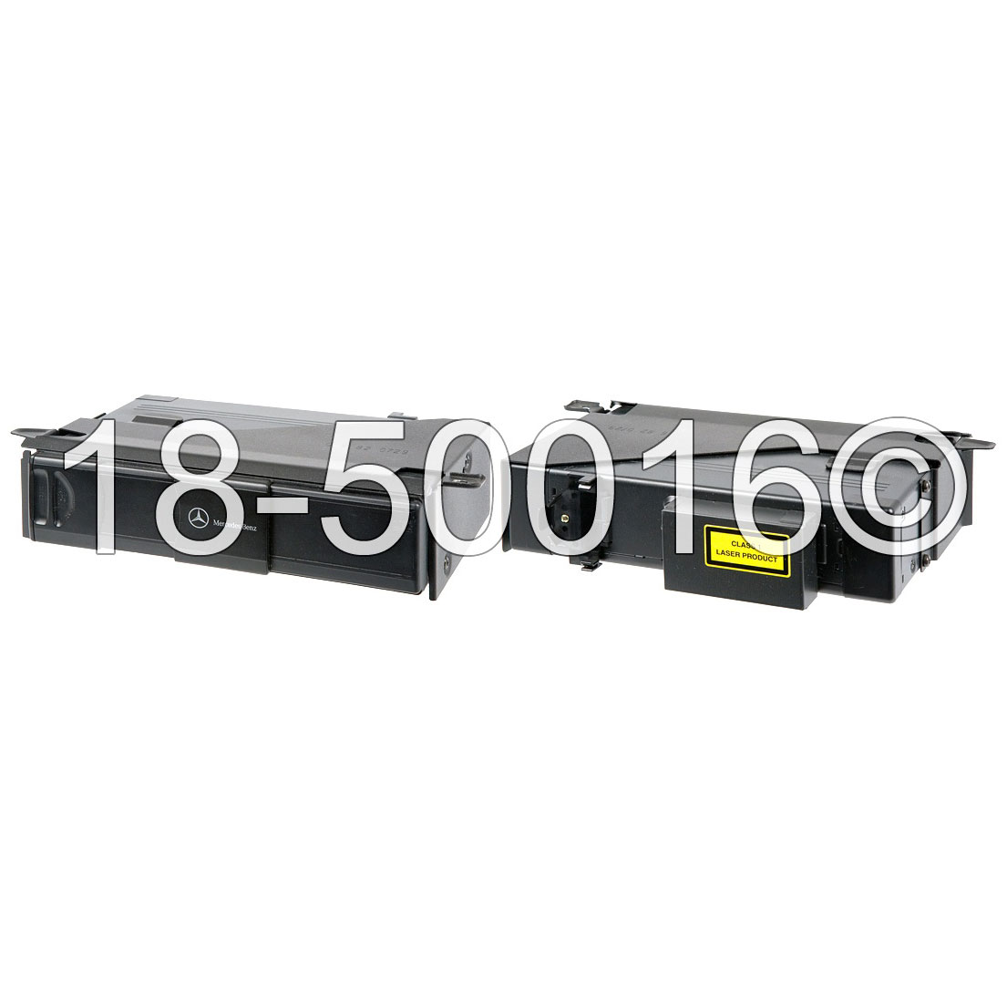 Mercedes_Benz CLK320                         CD or DVD ChangerCD or DVD Changer