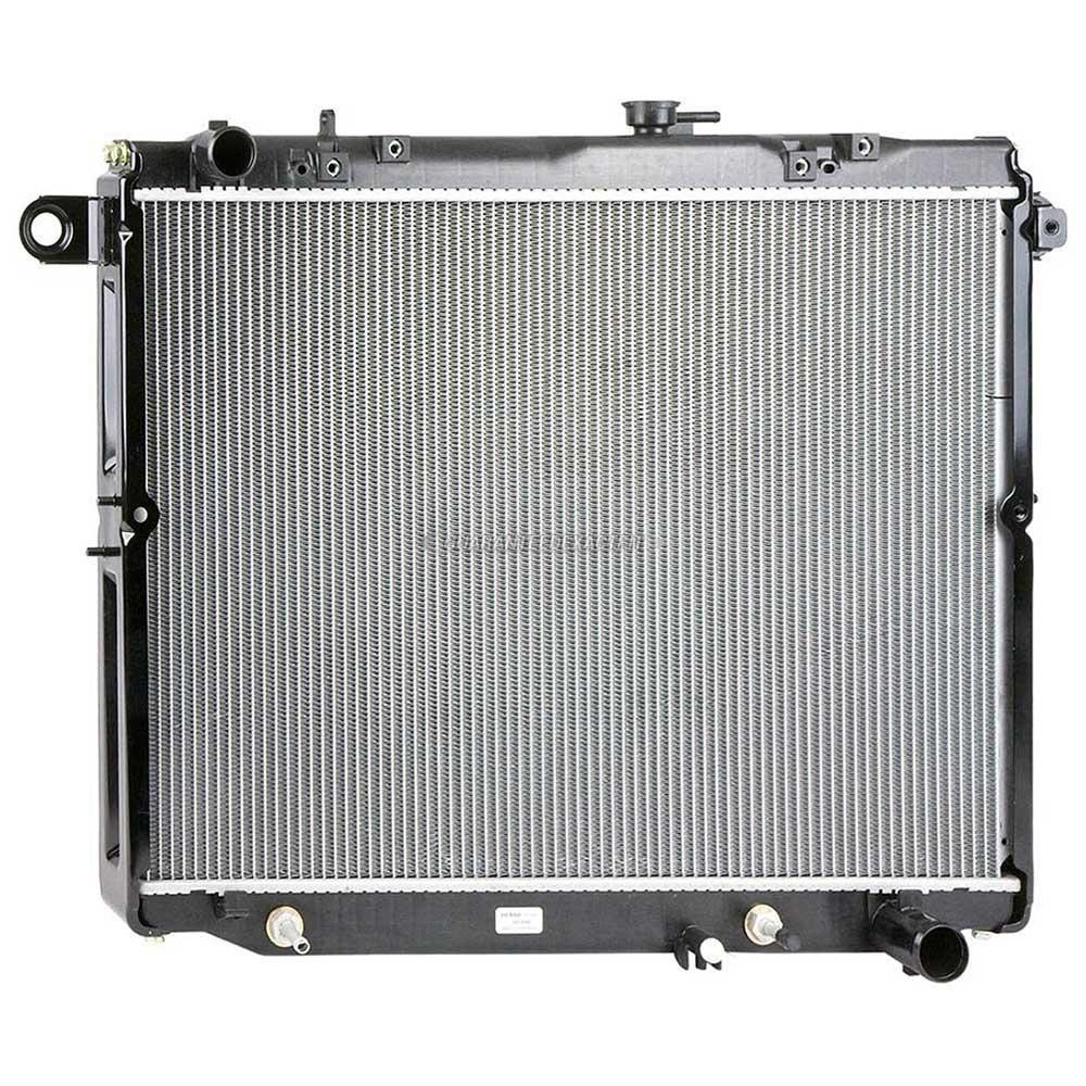 Lexus LX450                          RadiatorRadiator
