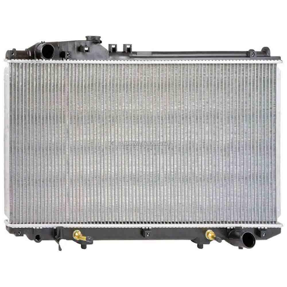 Lexus GS400                          RadiatorRadiator