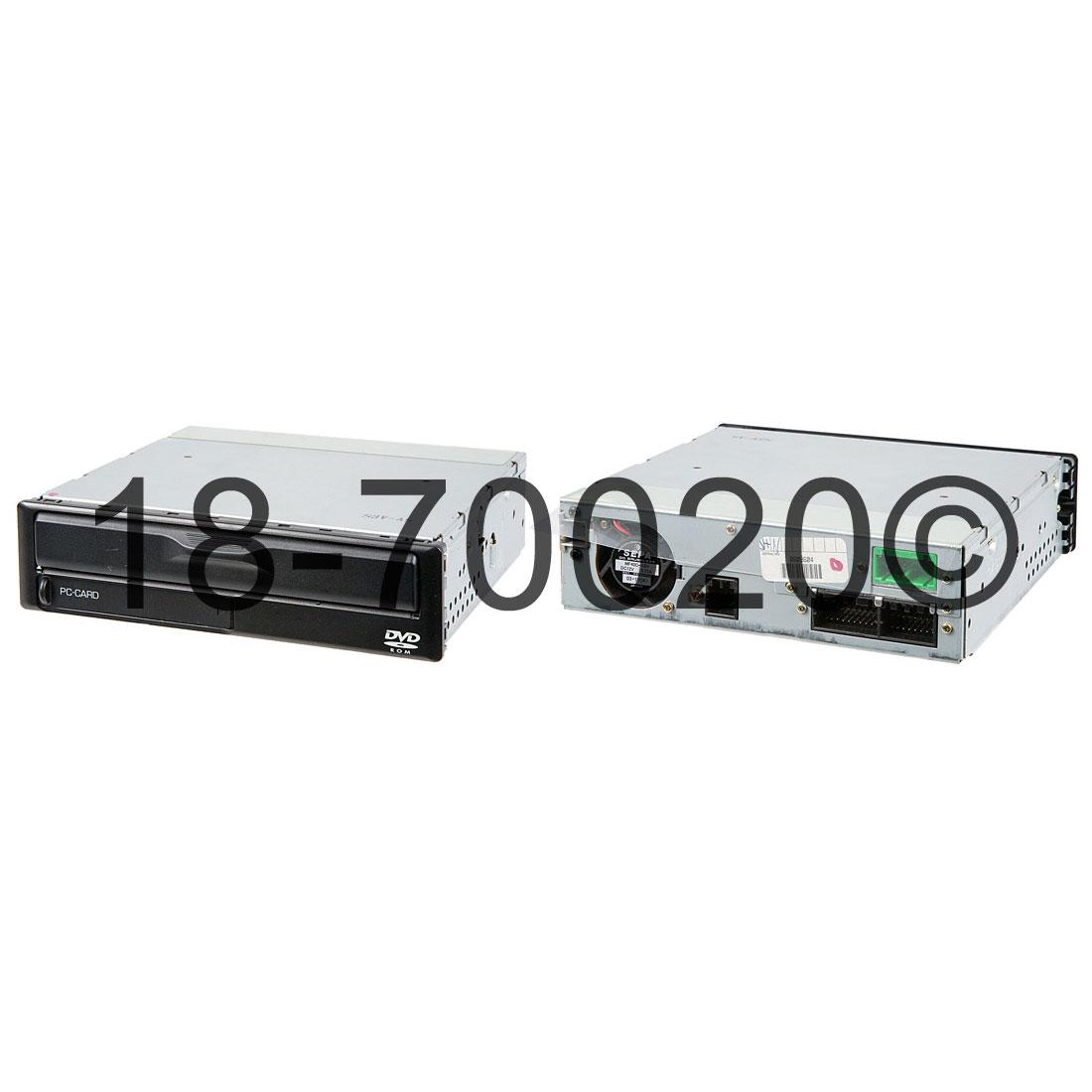 Acura MDX                            DVD Navigation ModuleDVD Navigation Module