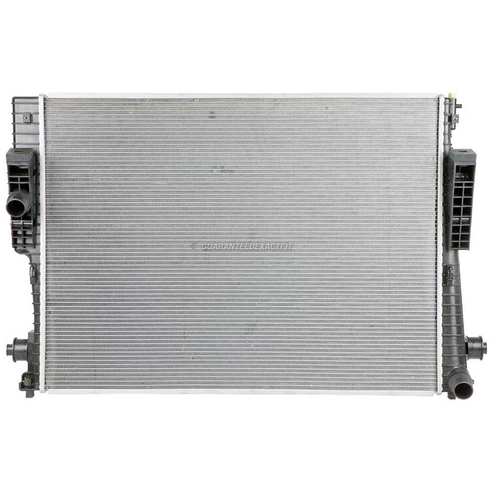 Ford F Series Trucks                RadiatorRadiator