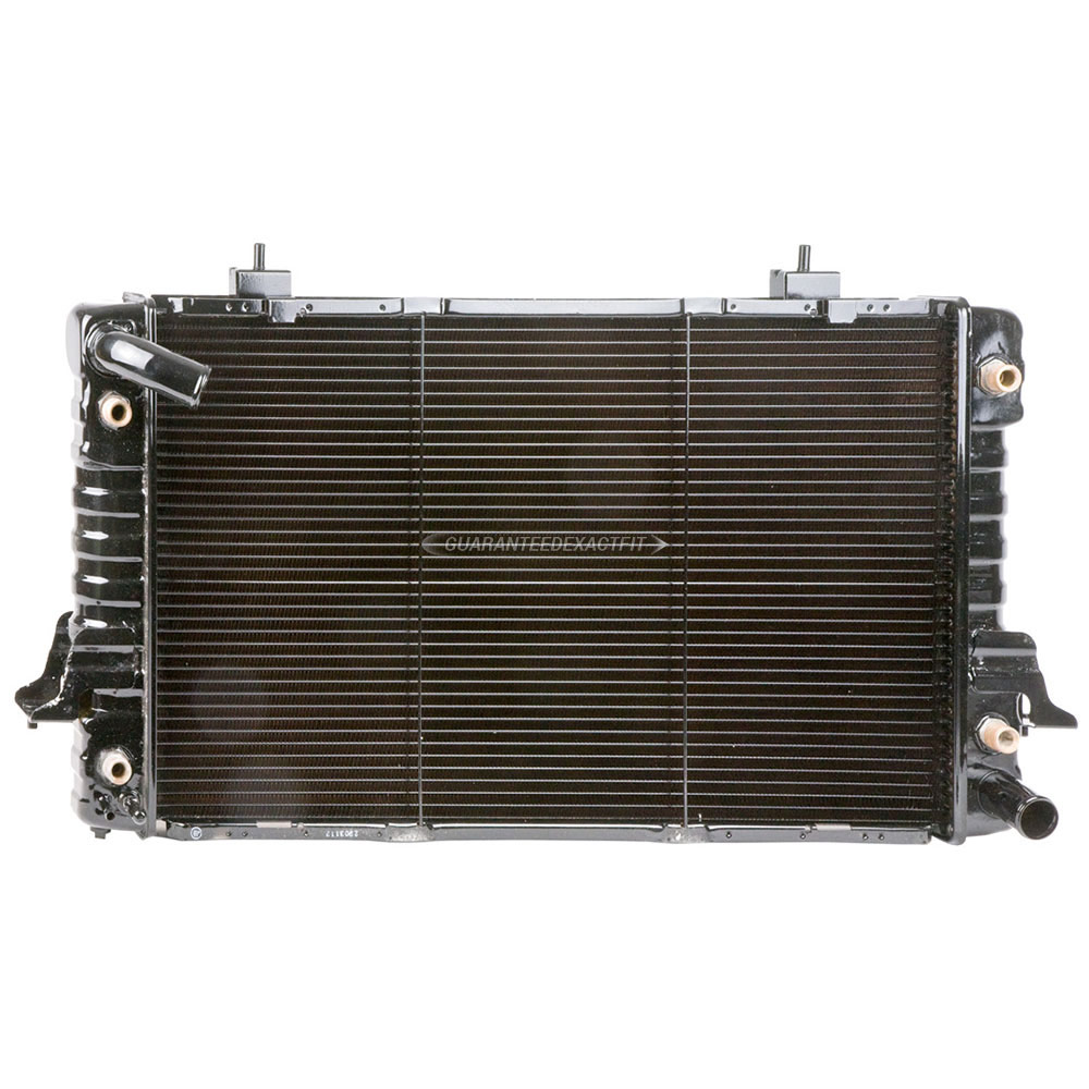 1997 Land Rover Discovery Radiator Parts From Car Parts