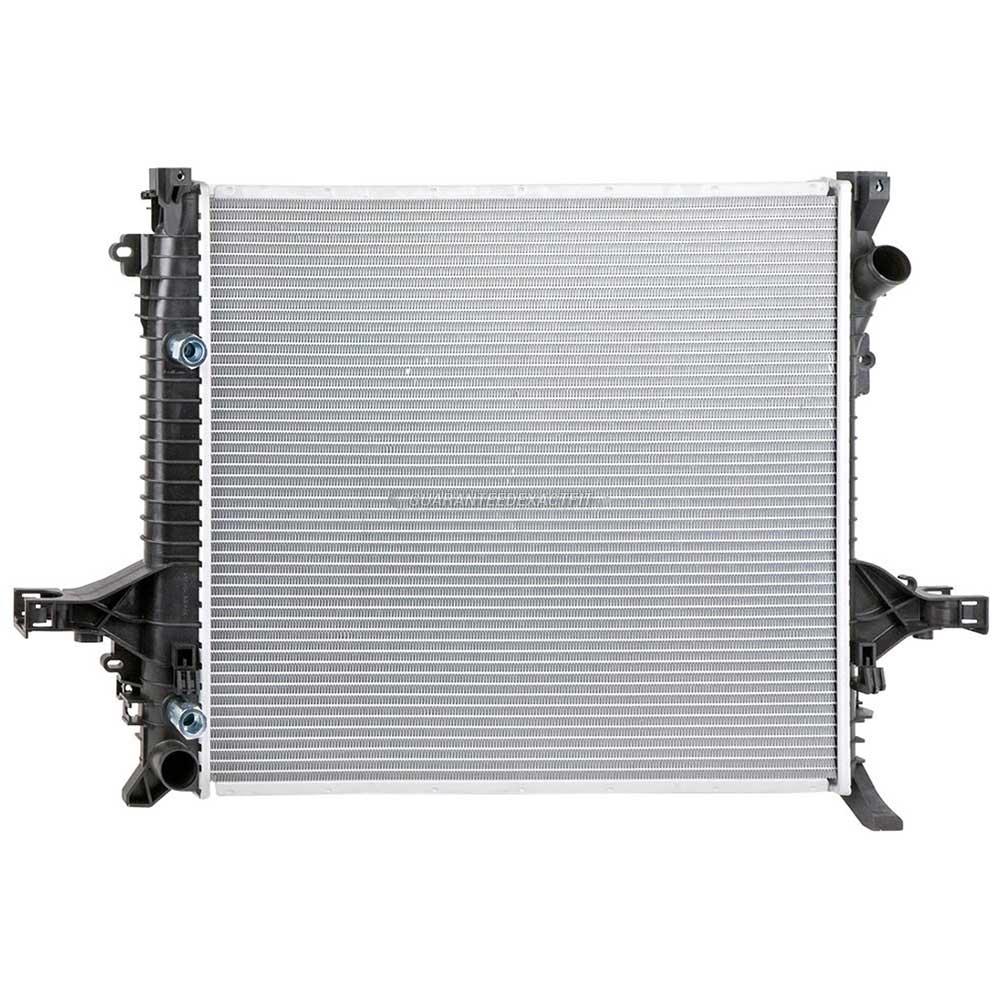 Volvo XC90                           RadiatorRadiator