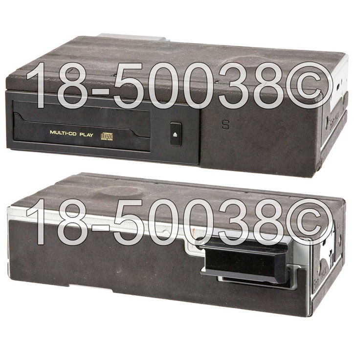 Lexus GS400                          CD or DVD ChangerCD or DVD Changer