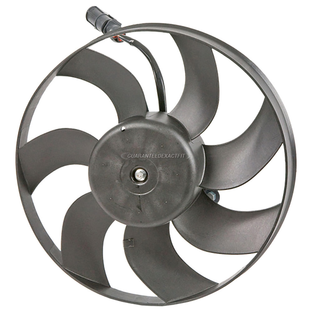 Audi TT                             Cooling Fan AssemblyCooling Fan Assembly