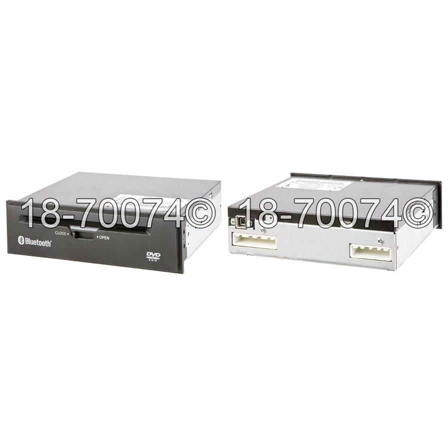 Infiniti M35                            DVD Navigation ModuleDVD Navigation Module