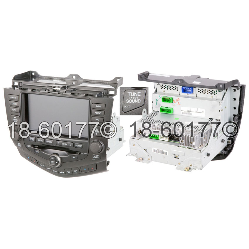 Honda Accord                         Navigation UnitNavigation Unit