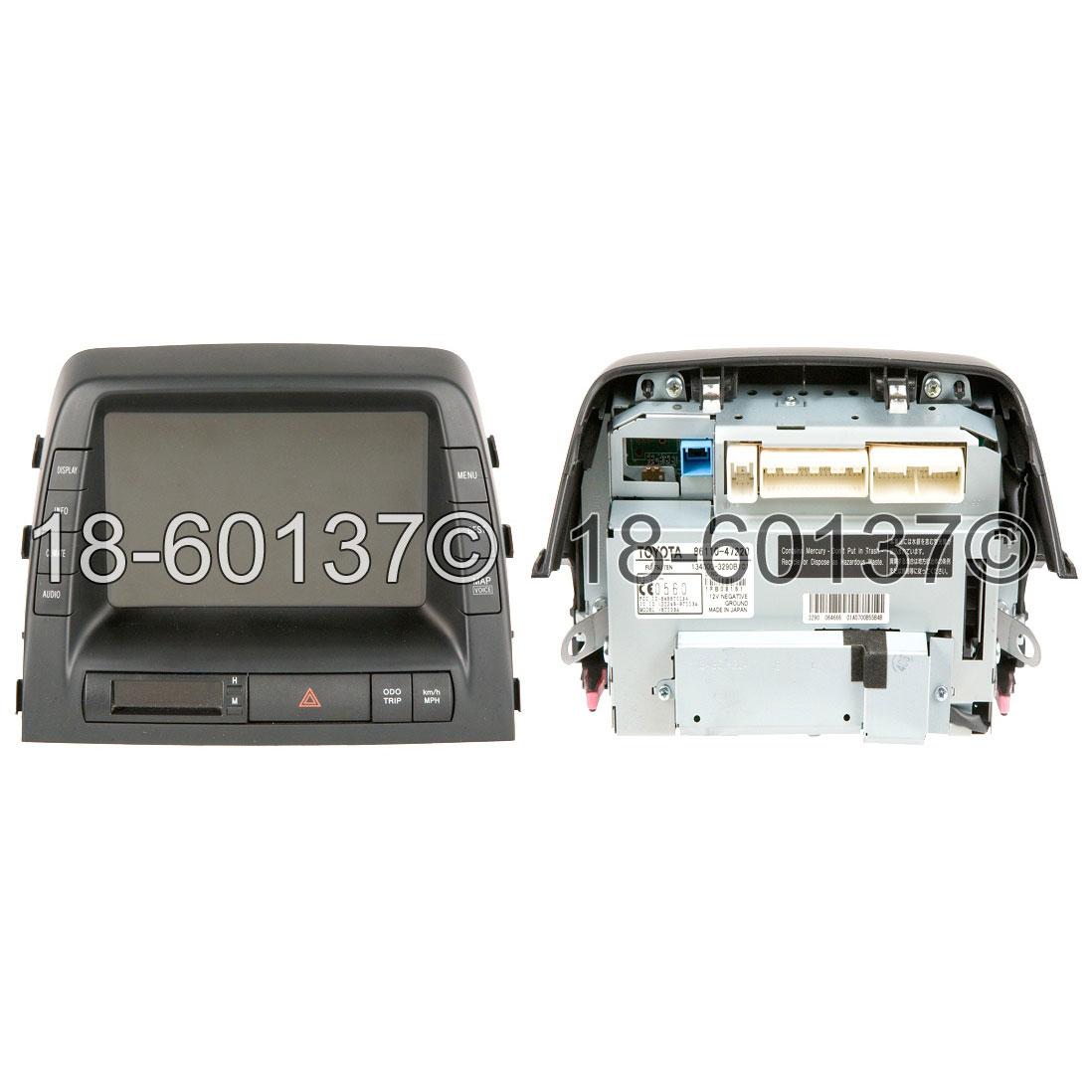 Toyota Prius                          Navigation UnitNavigation Unit