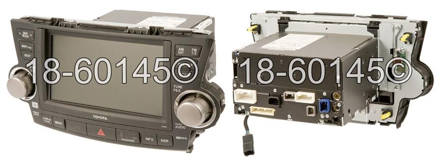 Toyota Highlander                     Navigation UnitNavigation Unit