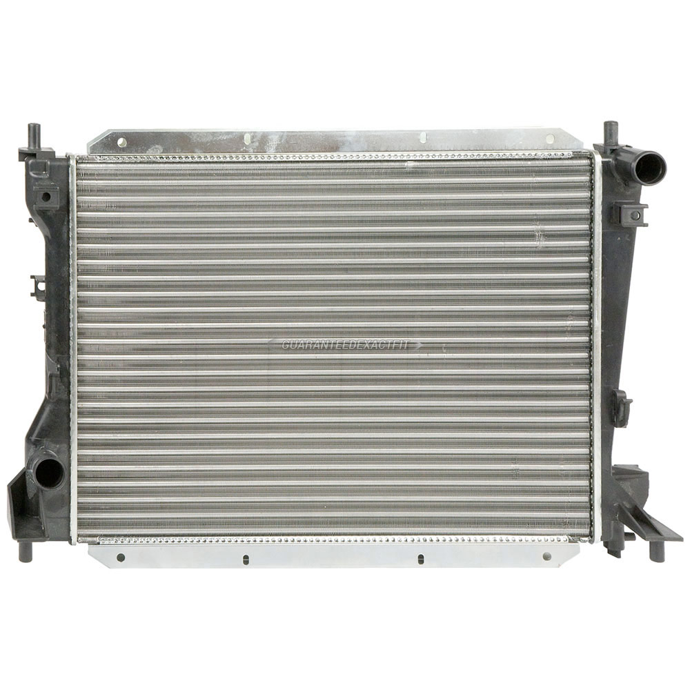 Jaguar S Type                         Radiator
