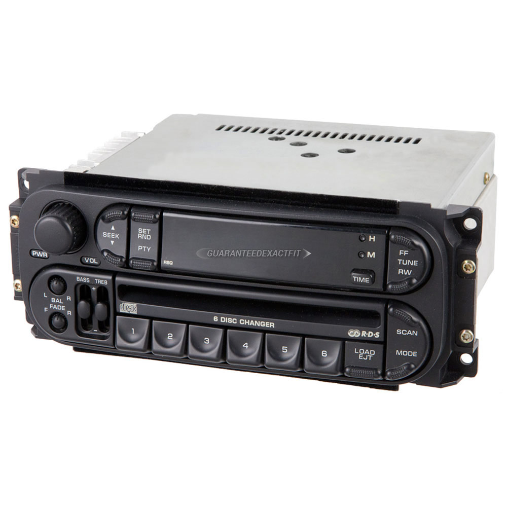 Dodge Pick-up Truck                  Radio or CD PlayerRadio or CD Player