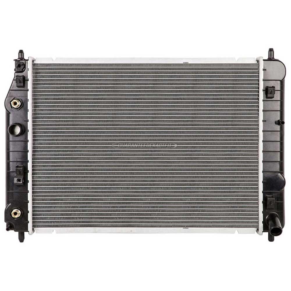 Cadillac XLR                            RadiatorRadiator