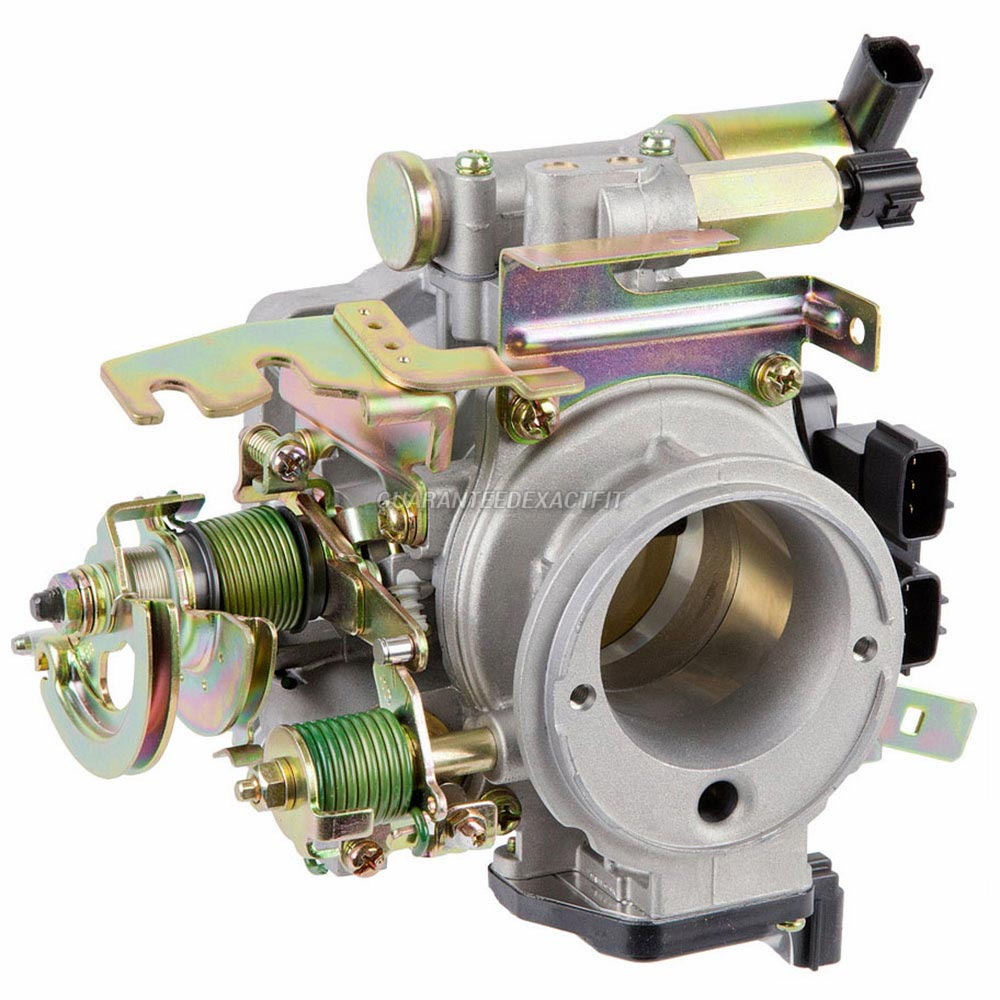 Nissan Xterra                         Throttle BodyThrottle Body