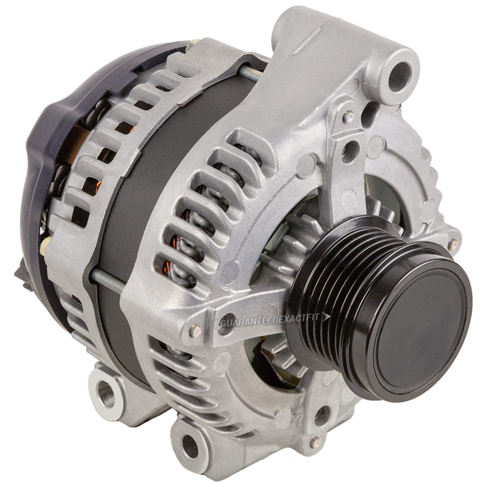 2014 Chrysler Town And Country Alternator Parts From Car
