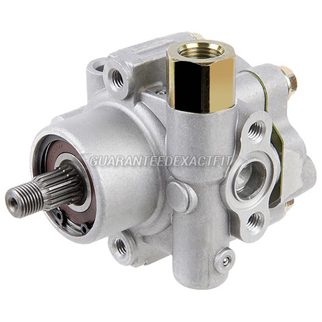 Infiniti QX56                           Steering PumpSteering Pump