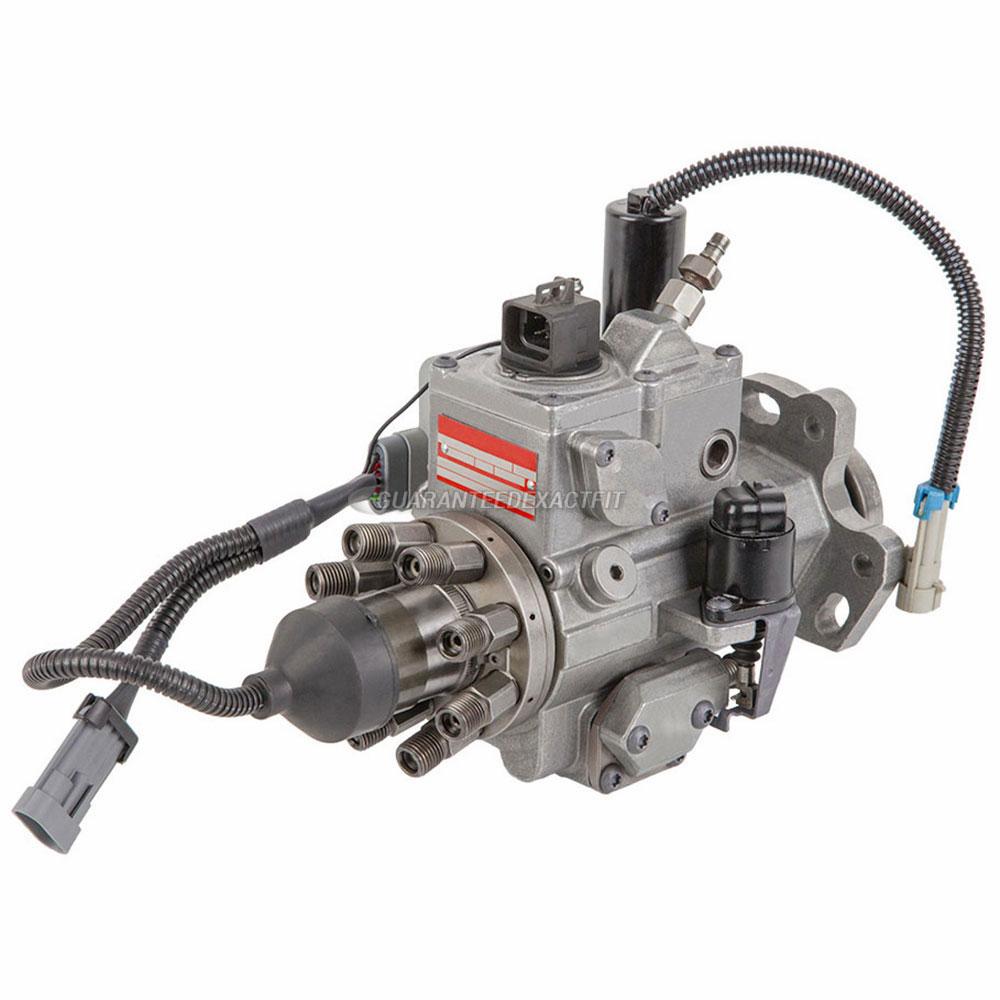 Chevrolet Silverado                      Diesel Injector PumpDiesel Injector Pump
