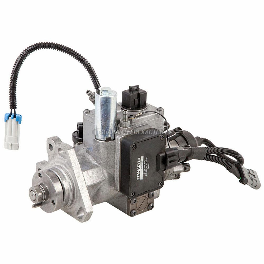 remanufactured genuine oem diesel fuel injection pump w pmd for gmc chevy 6 5l ebay. Black Bedroom Furniture Sets. Home Design Ideas