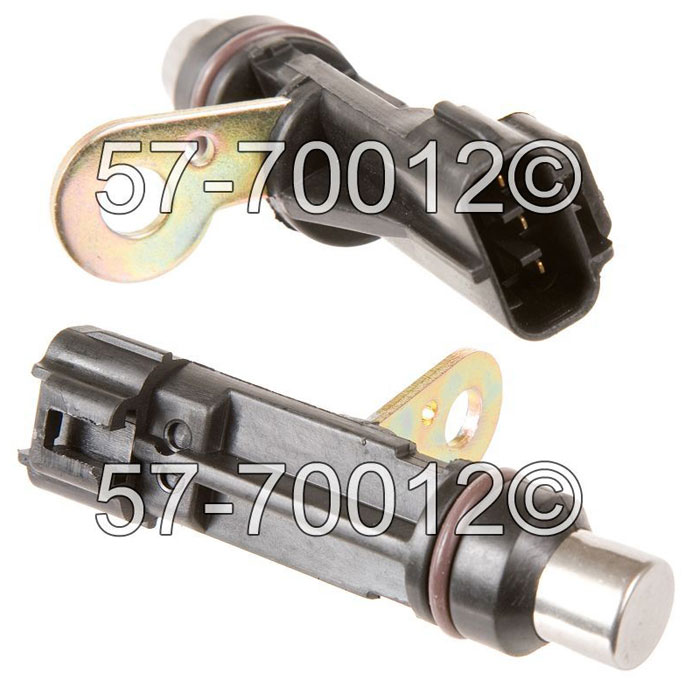 Dodge Durango                        Crankshaft SensorCrankshaft Sensor