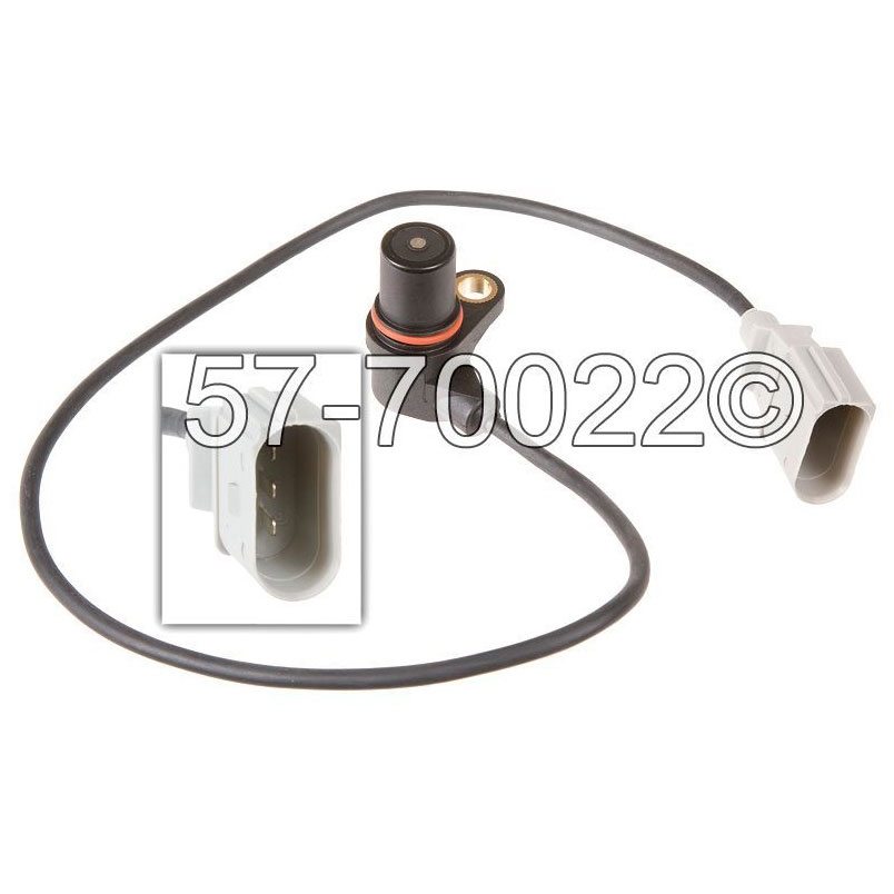 Volkswagen Jetta                          Crankshaft SensorCrankshaft Sensor