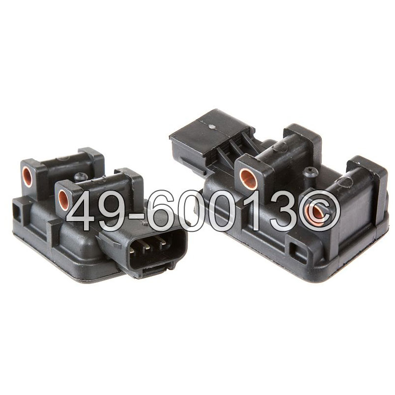 Dodge A Series Van                   Manifold Air Pressure SensorManifold Air Pressure Sensor