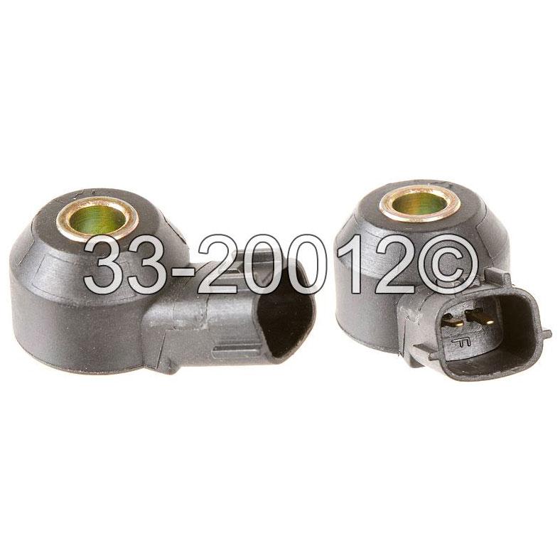 Infiniti M35                            Knock SensorKnock Sensor