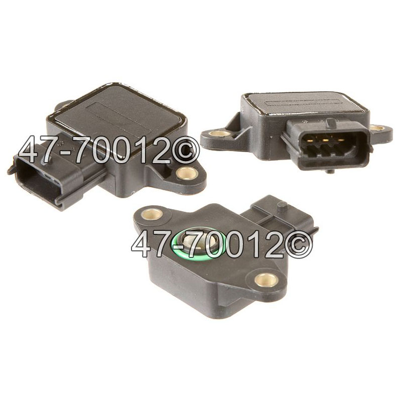 Kia Spectra                        Throttle Position SensorThrottle Position Sensor