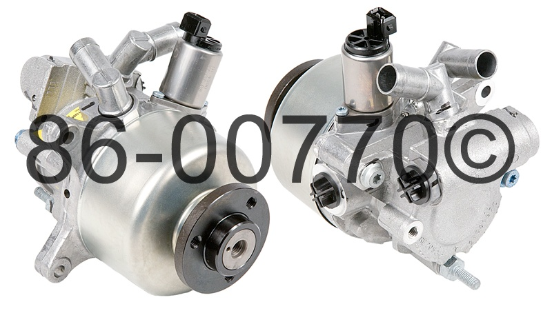 Mercedes_Benz S500                           Steering PumpSteering Pump