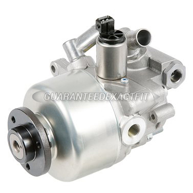 Mercedes_Benz S55 AMG                        Steering PumpSteering Pump