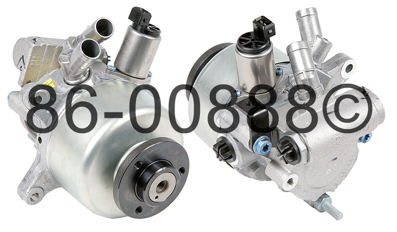 Mercedes_Benz SL55 AMG                       Steering PumpSteering Pump