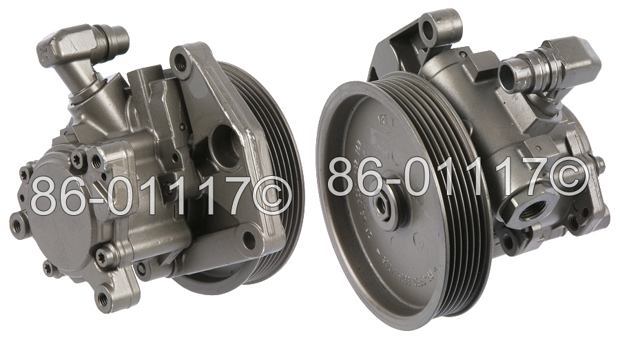 Mercedes_Benz SLK320                         Steering PumpSteering Pump
