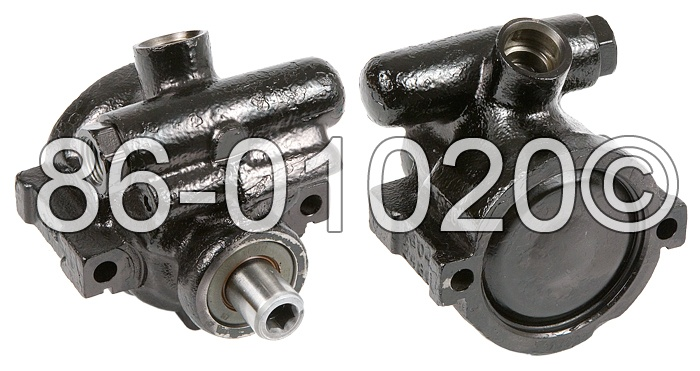 Oldsmobile Intrigue                       Steering PumpSteering Pump