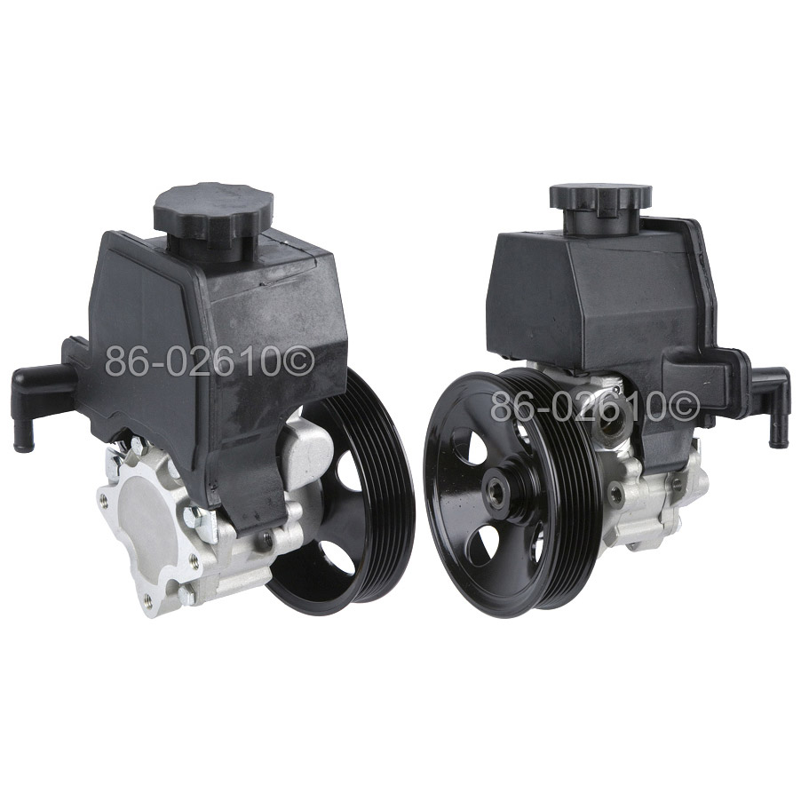 Mercedes_Benz C280                           Steering PumpSteering Pump