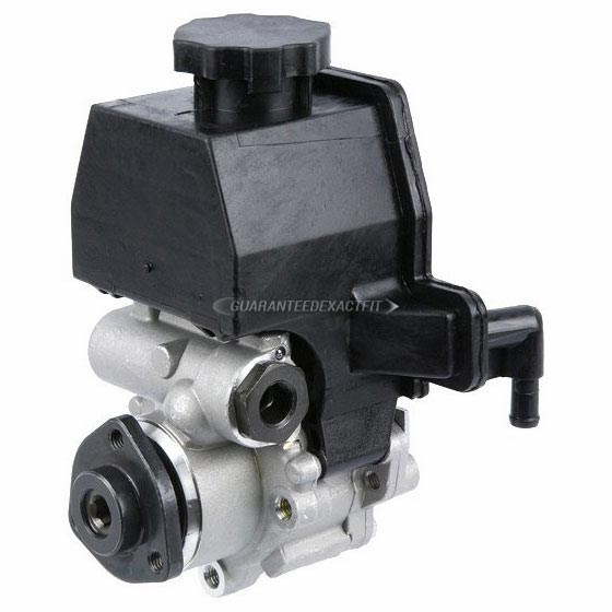 Mercedes_Benz E300D                          Steering PumpSteering Pump